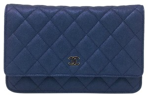 Chanel Caviar Caviar Woc Wallet On Chain Woc Cross Body Bag