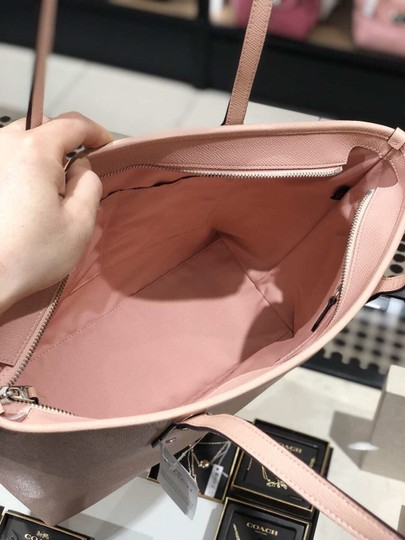 Coach Tote in Petal Pink Image 1