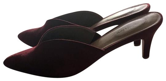 Comfortview red Mules Image 0