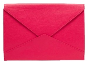 Banana Republic Hot Envelope Sold Out Coral Pink Clutch