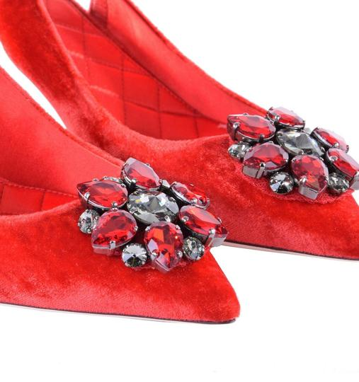 Dolce&Gabbana Red Pumps Image 2