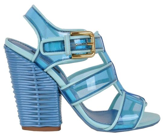 Dolce&Gabbana Blue Pumps Image 0
