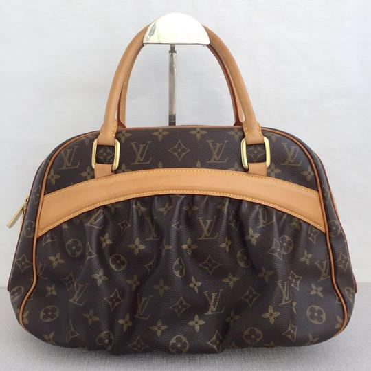 Louis Vuitton Monogram Mm Tote Lv Tote Lv Canvas Tote Lv Coated Canvas Tote Hobo Bag Image 1