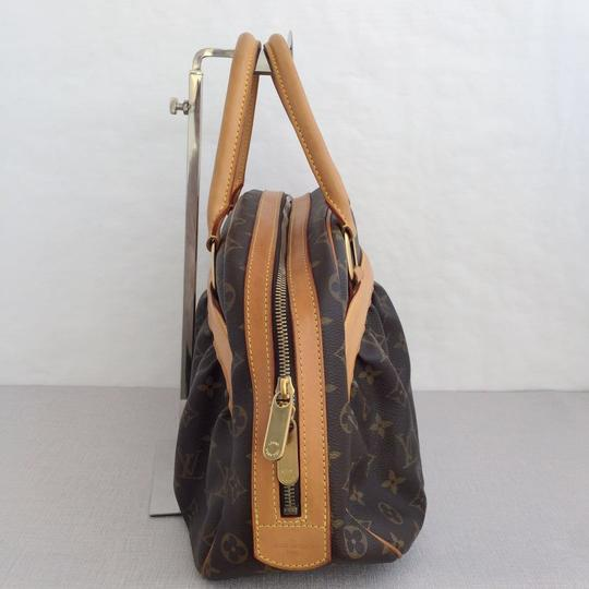 Louis Vuitton Monogram Mm Tote Lv Tote Lv Canvas Tote Lv Coated Canvas Tote Hobo Bag Image 3