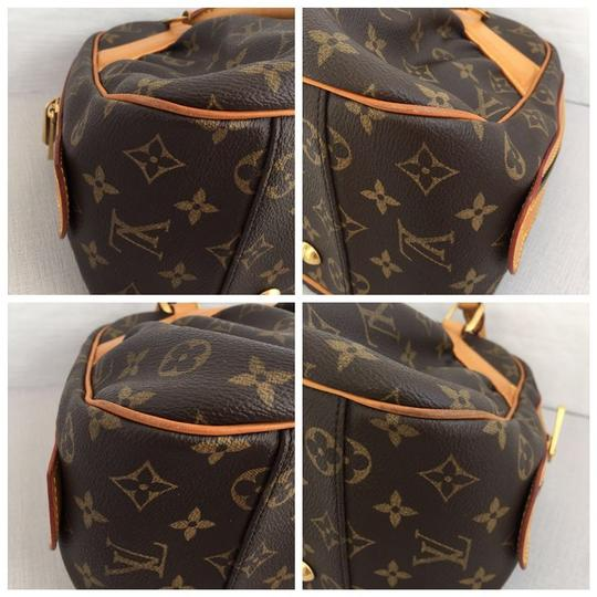 Louis Vuitton Monogram Mm Tote Lv Tote Lv Canvas Tote Lv Coated Canvas Tote Hobo Bag Image 6