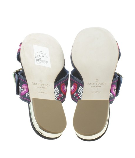 Kate Spade Denim Multi-ColorxBlue Sandals Image 2