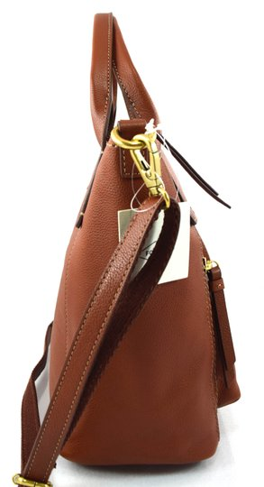 Fossil Satchel in brown Image 2