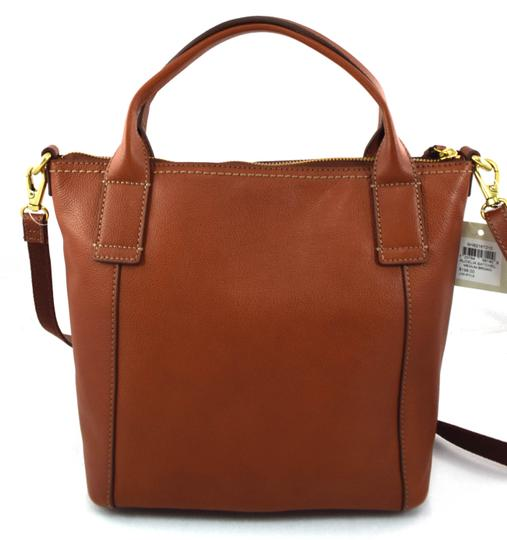 Fossil Satchel in brown Image 3