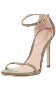 Stuart Weitzman gold/multi Formal