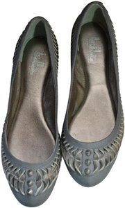 Belle by Sigerson Morrison Light Gray Flats