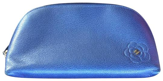 Preload https://img-static.tradesy.com/item/25125582/chanel-bright-blue-leather-makeup-cosmetic-bag-0-1-540-540.jpg