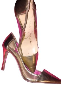 d8e126870 Jessica Simpson Pumps Up to 90% off at Tradesy (Page 3)
