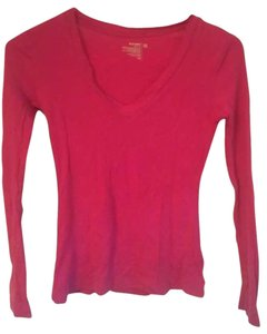 Old Navy Longsleeve Long T Shirt pink