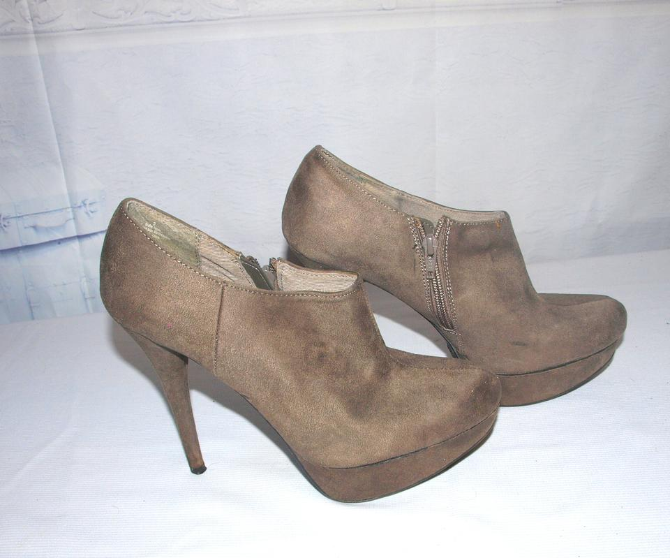 Mossimo Supply Co. Shoes | Mossimo Faux Suede High Heel