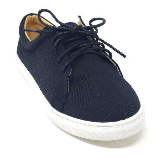 Forever Young Denim Fashion Sneakers Sneakers Keds Black Athletic Image 1