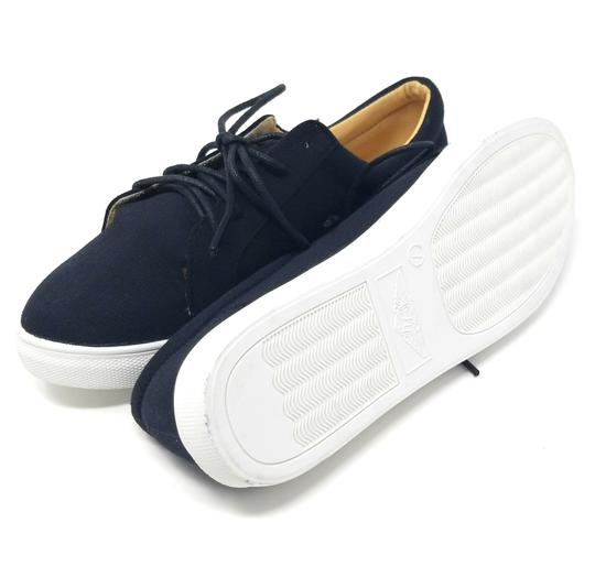 Forever Young Denim Fashion Sneakers Sneakers Keds Black Athletic Image 2