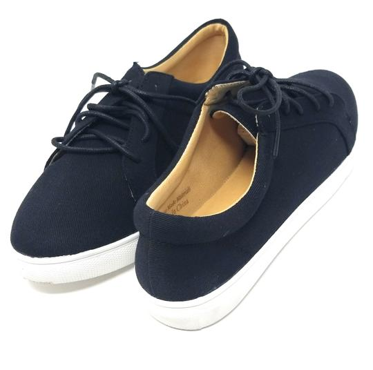Forever Young Denim Fashion Sneakers Sneakers Keds Black Athletic Image 3