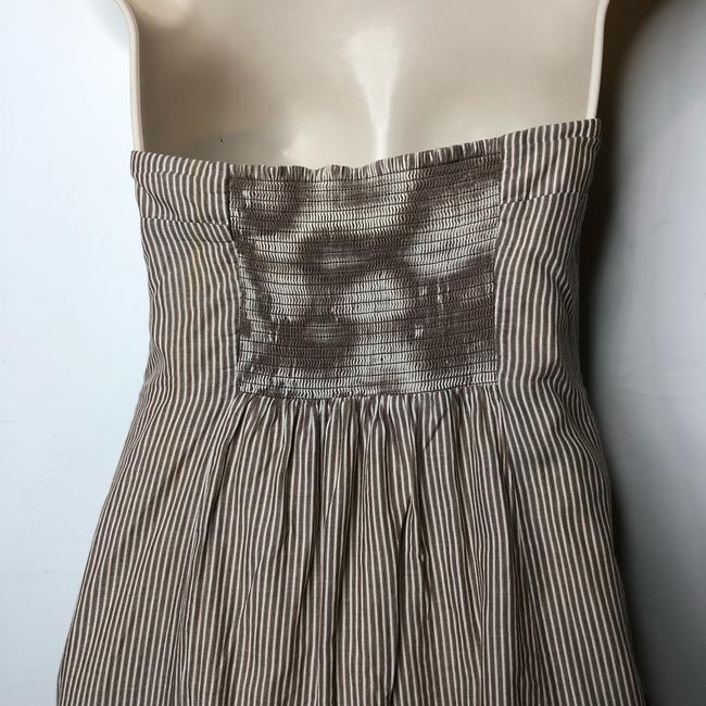 Anthropologie short dress brown on Tradesy Image 6