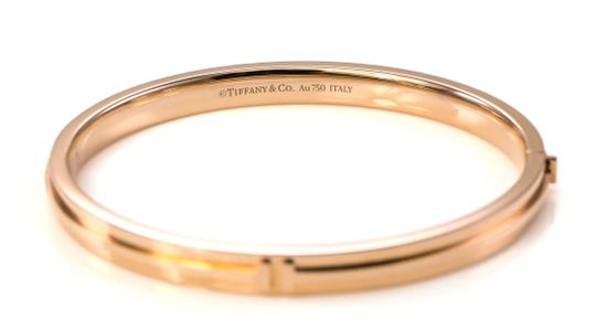 Tiffany & Co. Tiffany & Co Two Hinge Narrow Bangle Bracelet Image 2