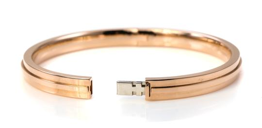 Tiffany & Co. Tiffany & Co Two Hinge Narrow Bangle Bracelet Image 6