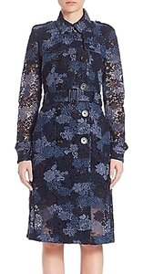 Burberry Lace Burberrycoat Trench Coat