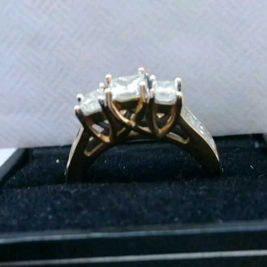 Other 14kt yellow gold bridal set Image 1