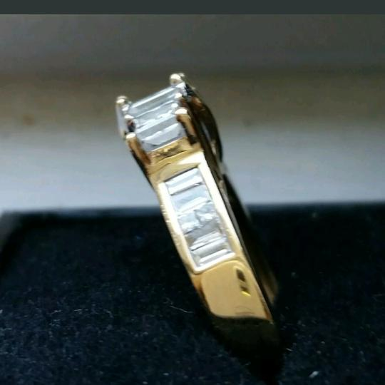 Other 14kt yellow gold bridal set Image 2