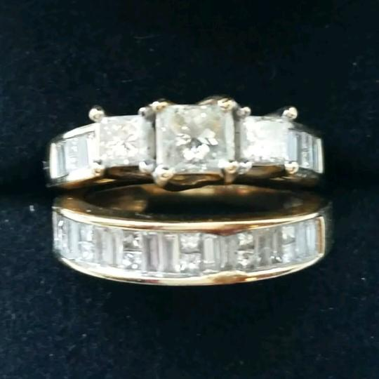 Other 14kt yellow gold bridal set Image 3