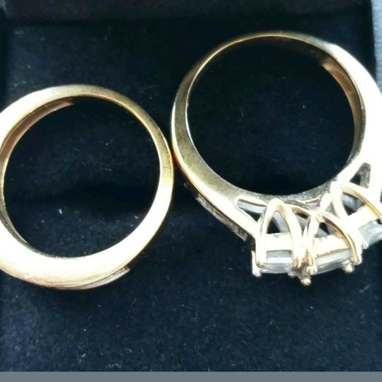 Other 14kt yellow gold bridal set Image 4