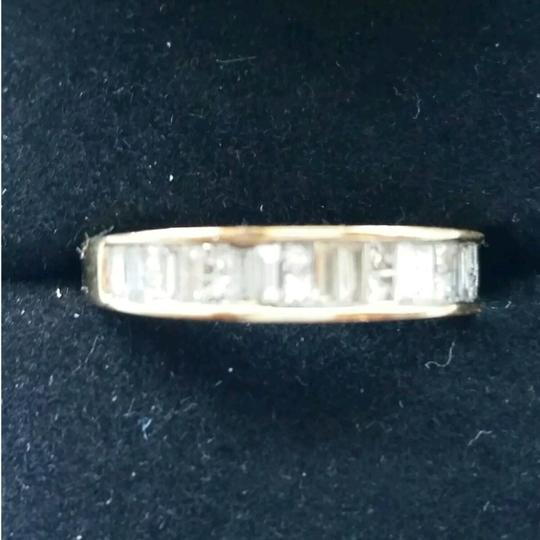 Other 14kt yellow gold bridal set Image 5