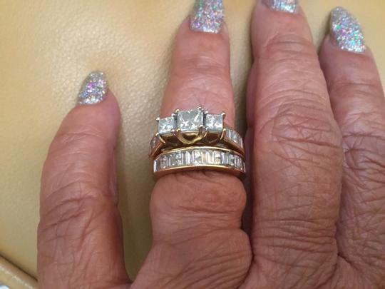 Other 14kt yellow gold bridal set Image 6