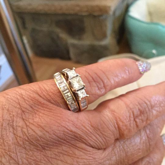 Other 14kt yellow gold bridal set Image 8