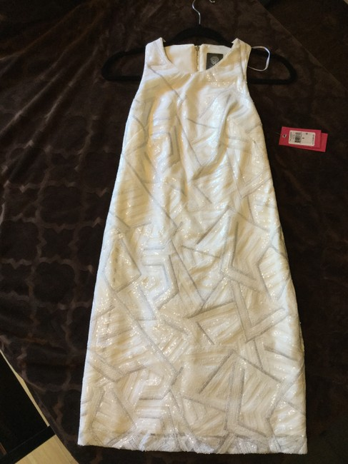 Vince Camuto Sequin Dress Image 1