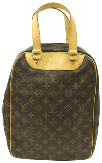 Preload https://img-static.tradesy.com/item/25128381/louis-vuitton-excursion-monogram-sac-travel-and-shoe-carrier-870438-brown-coated-canvas-satchel-0-1-540-540.jpg