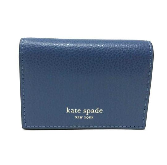 Preload https://img-static.tradesy.com/item/25128593/kate-spade-blue-dawn-eva-accordion-card-case-small-wallet-0-0-540-540.jpg