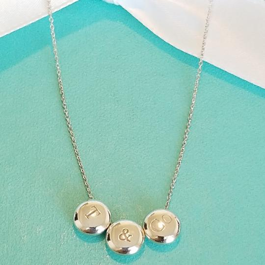 Tiffany & Co. Rare triple dots T&Co necklace Image 4