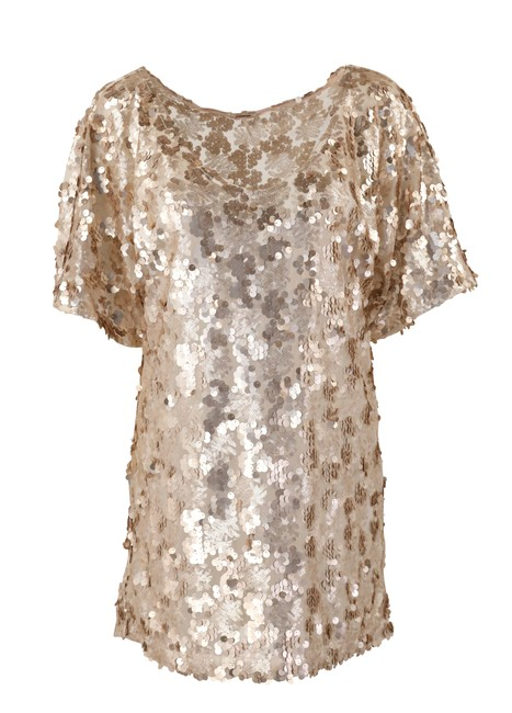 Preload https://img-static.tradesy.com/item/25128688/free-people-gold-rose-sequin-tunic-short-night-out-dress-size-2-xs-0-2-650-650.jpg