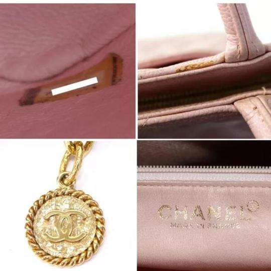 Chanel Tote in Pink Image 11