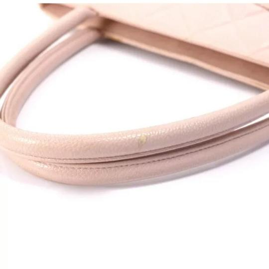 Chanel Tote in Pink Image 6