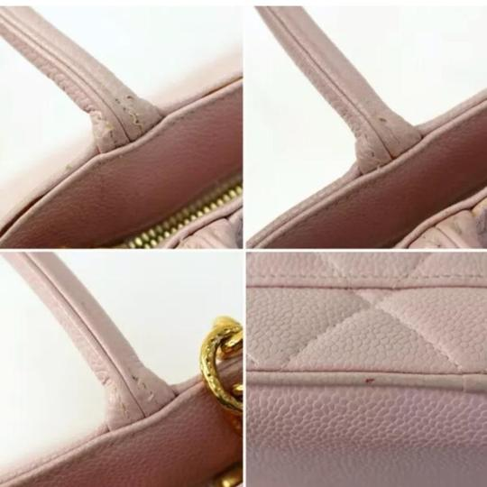 Chanel Tote in Pink Image 7