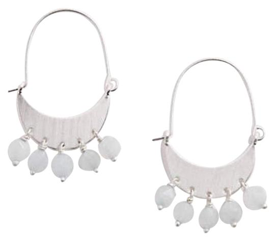 Preload https://img-static.tradesy.com/item/25128958/j-jill-silver-spring-pastel-beaded-hoop-earrings-0-2-540-540.jpg