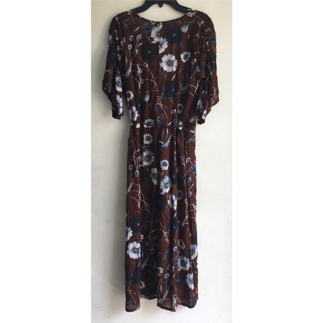 Faithfull the Brand short dress Brown Floral on Tradesy Image 5