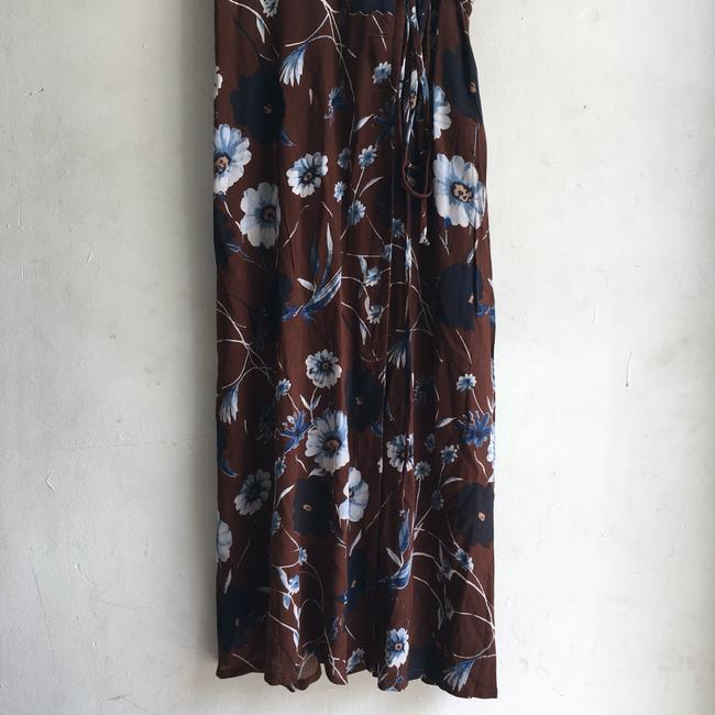 Faithfull the Brand short dress Brown Floral on Tradesy Image 8