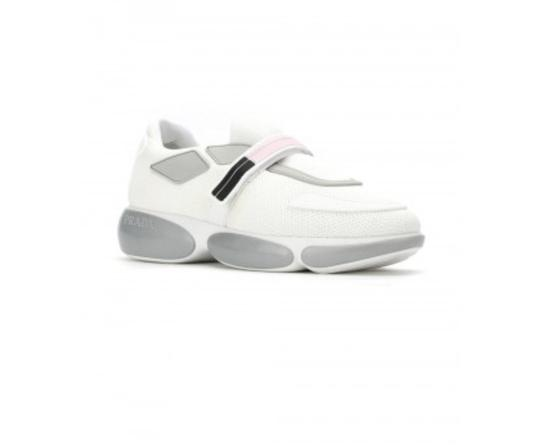 Prada White Athletic Image 2