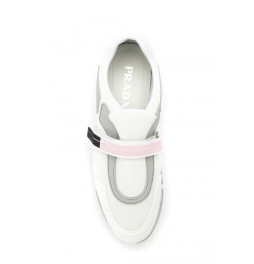 Prada White Athletic Image 3