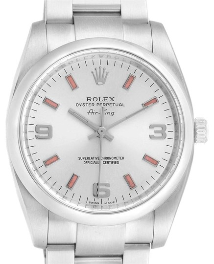 Preload https://img-static.tradesy.com/item/25129126/rolex-silver-air-king-dial-pink-index-hour-markers-steel-114200-watch-0-1-540-540.jpg