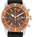 Breitling Breitling SuperOcean Heritage Chrono 46 Rubber Strap Mens Watch A13320 Image 0