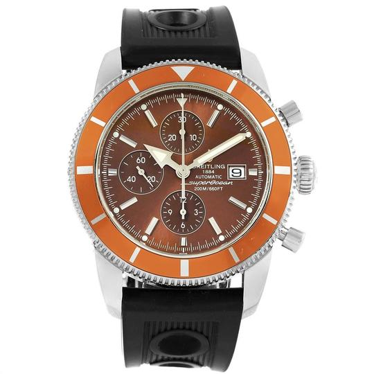 Breitling Breitling SuperOcean Heritage Chrono 46 Rubber Strap Mens Watch A13320 Image 1