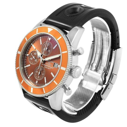 Breitling Breitling SuperOcean Heritage Chrono 46 Rubber Strap Mens Watch A13320 Image 3