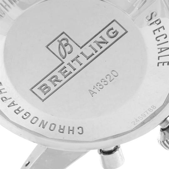 Breitling Breitling SuperOcean Heritage Chrono 46 Rubber Strap Mens Watch A13320 Image 6